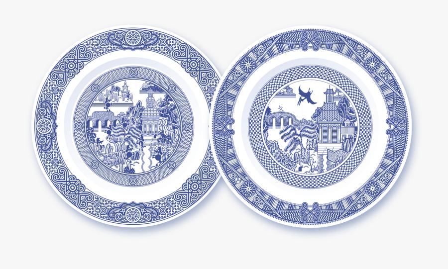 Dinner Plate Clipart Blue Plate - Omega Dynamic Cal 613, Transparent Clipart