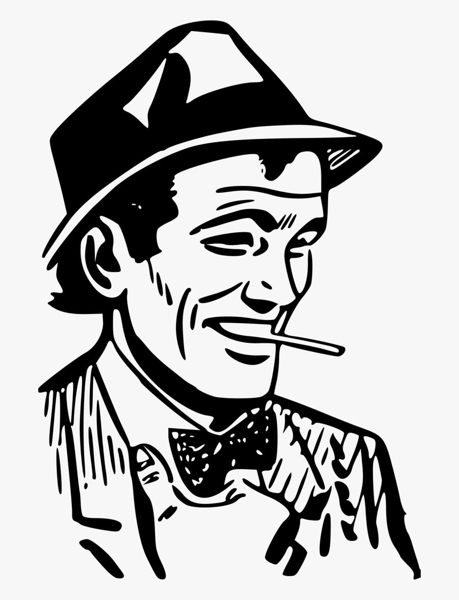 Swell Guy - Gambar Kartun Orang Keren, Transparent Clipart