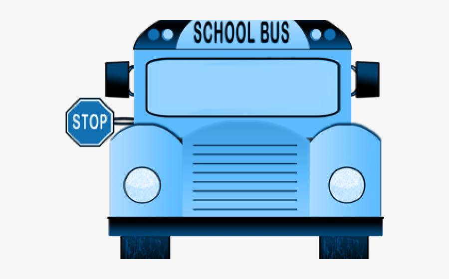 Departure Clipart School Tour - School Bus Thank You Clipart, Transparent Clipart