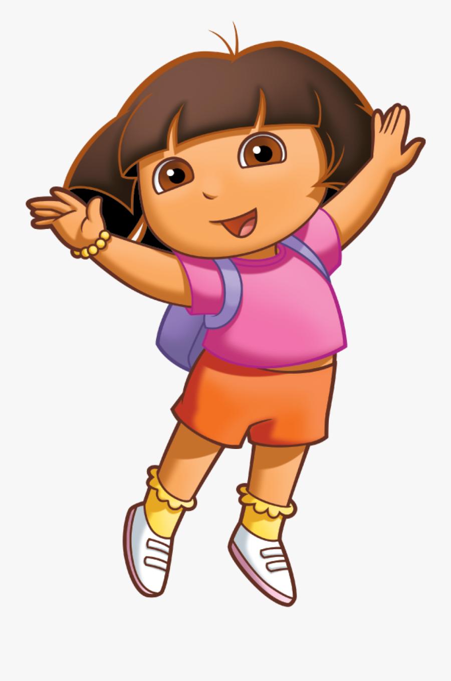 Transparent Explorer Person Clipart - Dora The Explorer, Transparent Clipart