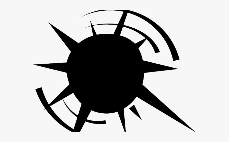 Transparent Bullet Hole Png - Transparent Bullet Hole Vector, Transparent Clipart