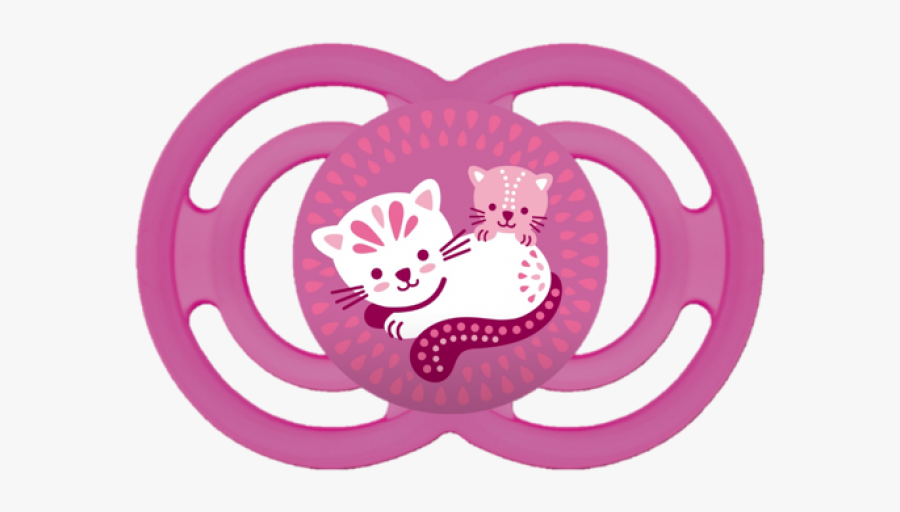 Mam Perfect Baby Pacifier - Mam Perfect 6 Months, Transparent Clipart