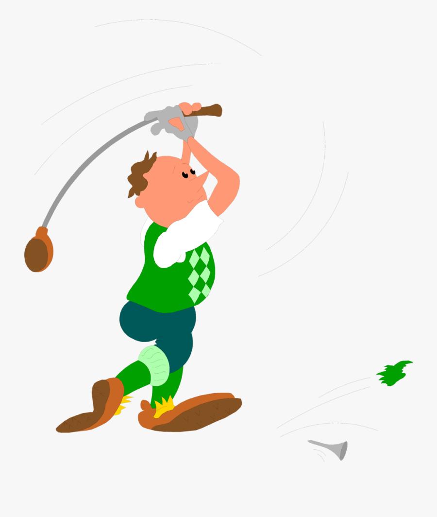 Clip Art Jpg Royalty Stock - Golf Swing Clip Art, Transparent Clipart