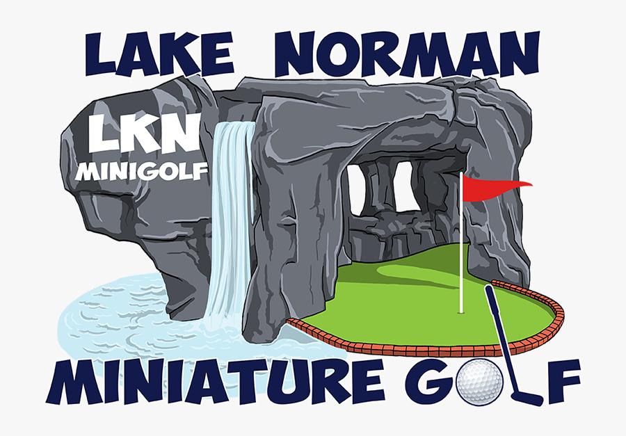 Lkn Mini Golf Logo Lake Norman Mini Golf Logo Free Transparent Clipart Clipartkey