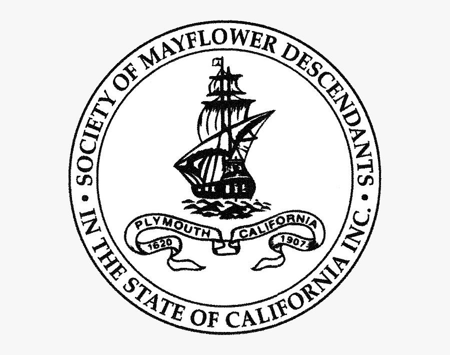 Ca Mayflower Society, Transparent Clipart