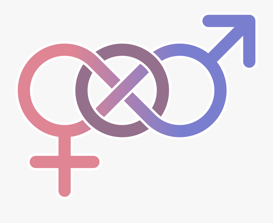 How Has Equality Between Men And Women Changed Over - Gender Neutral Symbol, Transparent Clipart