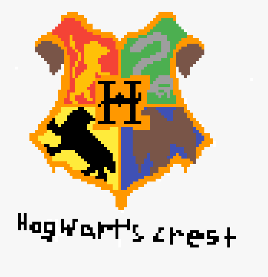 Pixel Art Harry Potter Clipart , Png Download - Pixel Art Harry Potter, Transparent Clipart