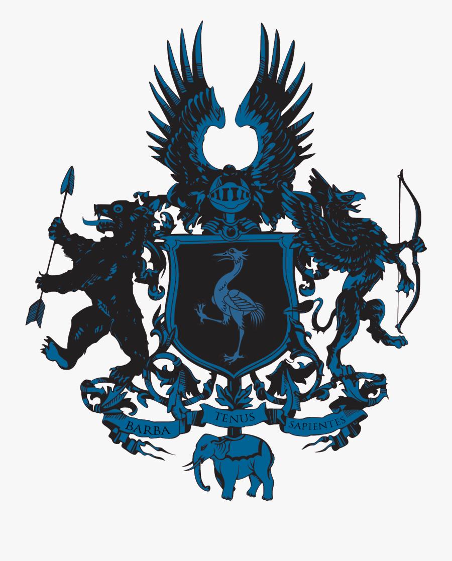 Clipart House Harry Potter - Harry Potter Family Symbols, Transparent Clipart