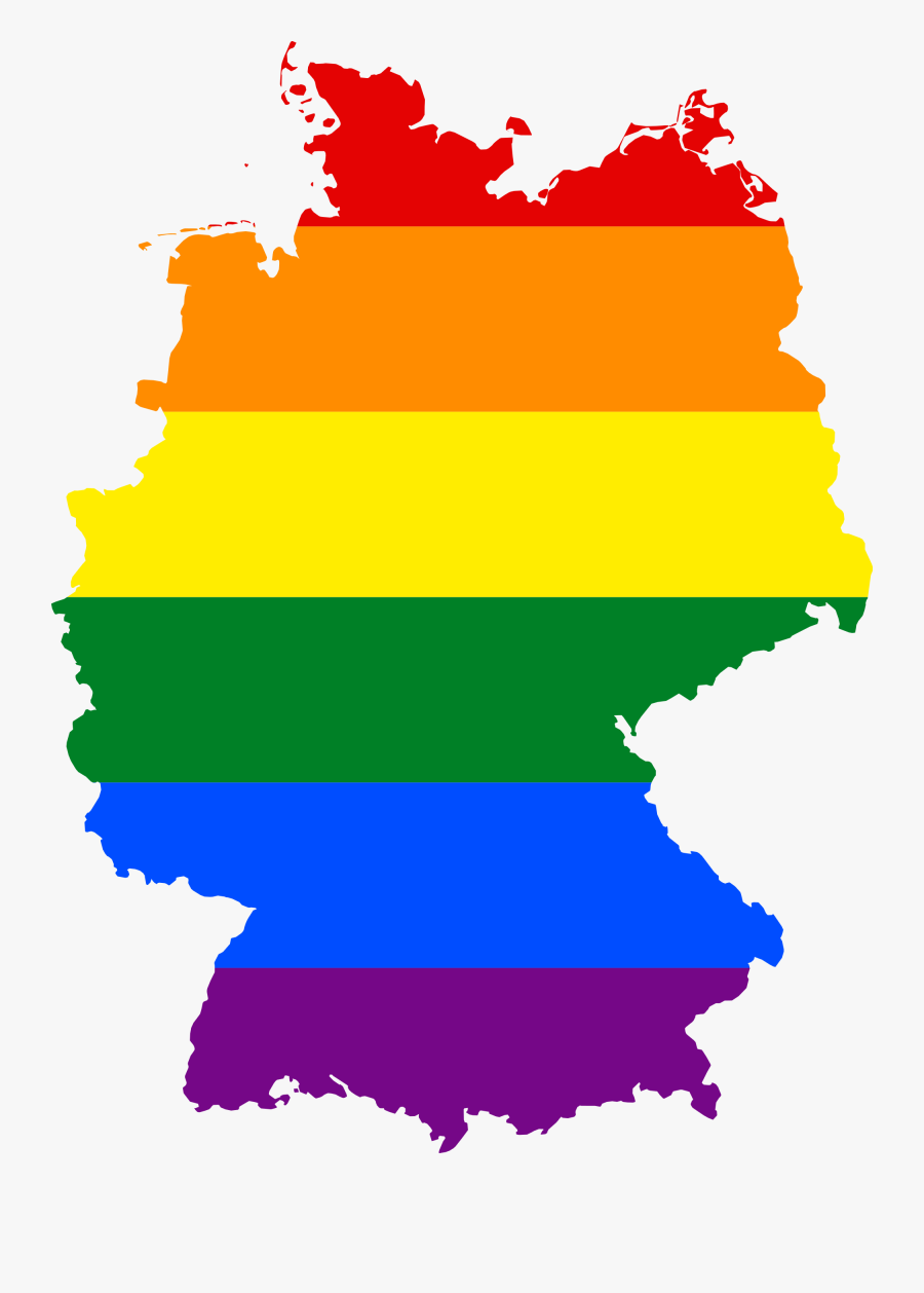 """Merkel""""s Decision To Allow Same Sex Marriage Is A Calculated - Germany Flag In Country Png, Transparent Clipart"""