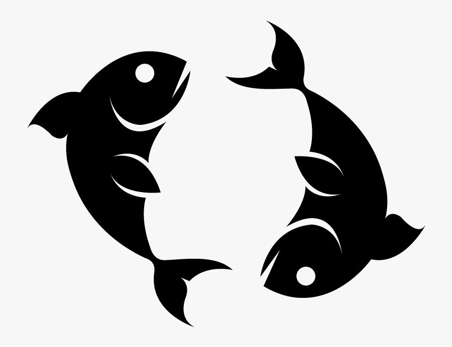 Fish,killer Whale,marine - Pisces Horoscope September 2019, Transparent Clipart