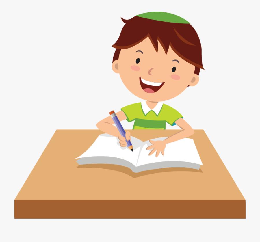 Play Verbs And He - Kids Writing Cartoon , Free ...