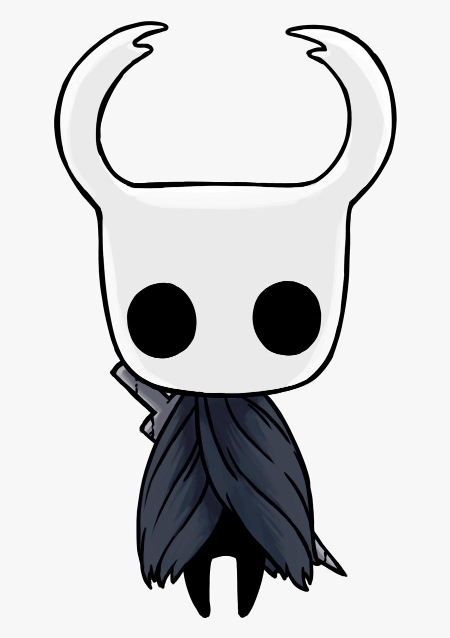 View Samegoogleiqdbsaucenao The Knight , - Hollow Knight Main Character, Transparent Clipart