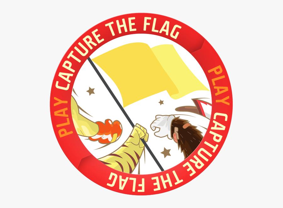 Clip Art Partner Spotlight Aviary Blog - Capture The Flag Logo, Transparent Clipart