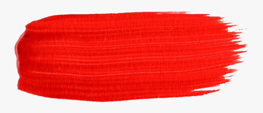 Paint Swish Png Red Brush Stroke Png Free Transparent Clipart Clipartkey