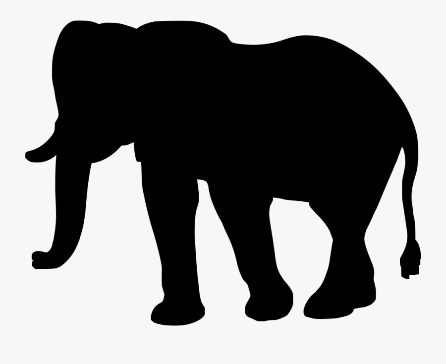 Elephant In The Room Clipart , Png Download - Elephant ...