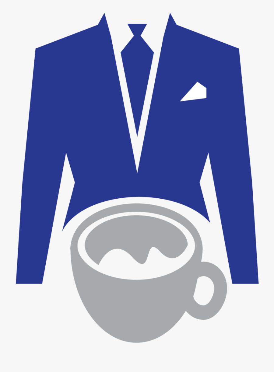 Jacket Clipart Suite - Blue Suit Clipart Png, Transparent Clipart