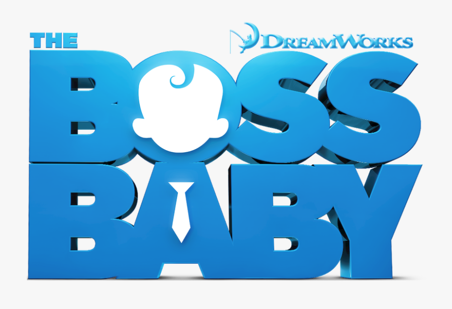 Boss Baby Logo Png, Transparent Clipart