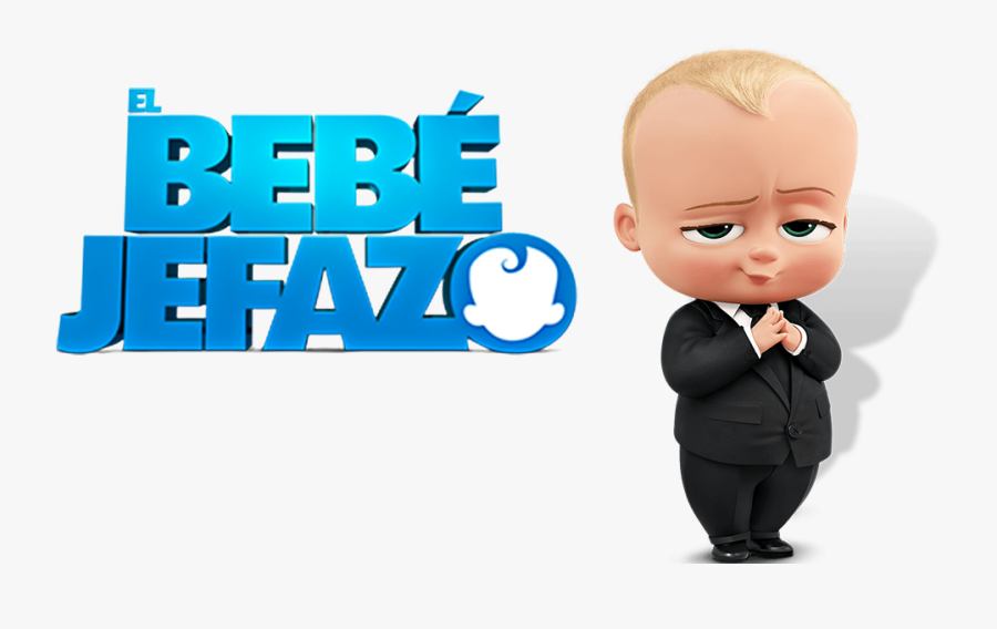 The Boss Baby - Born Leader Boss Baby, Transparent Clipart