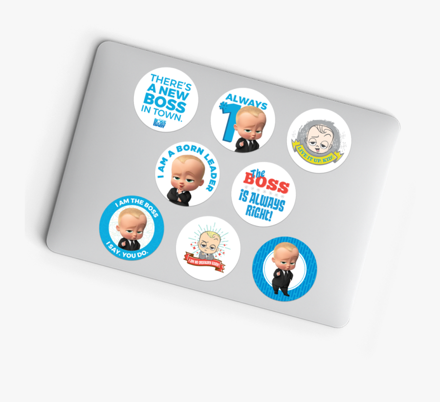 Boss Baby Png Logo, Transparent Clipart