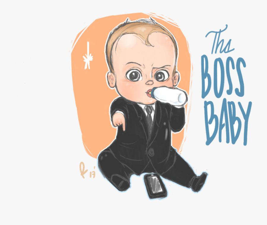 The Boss Baby Free Transparent Clipart Clipartkey