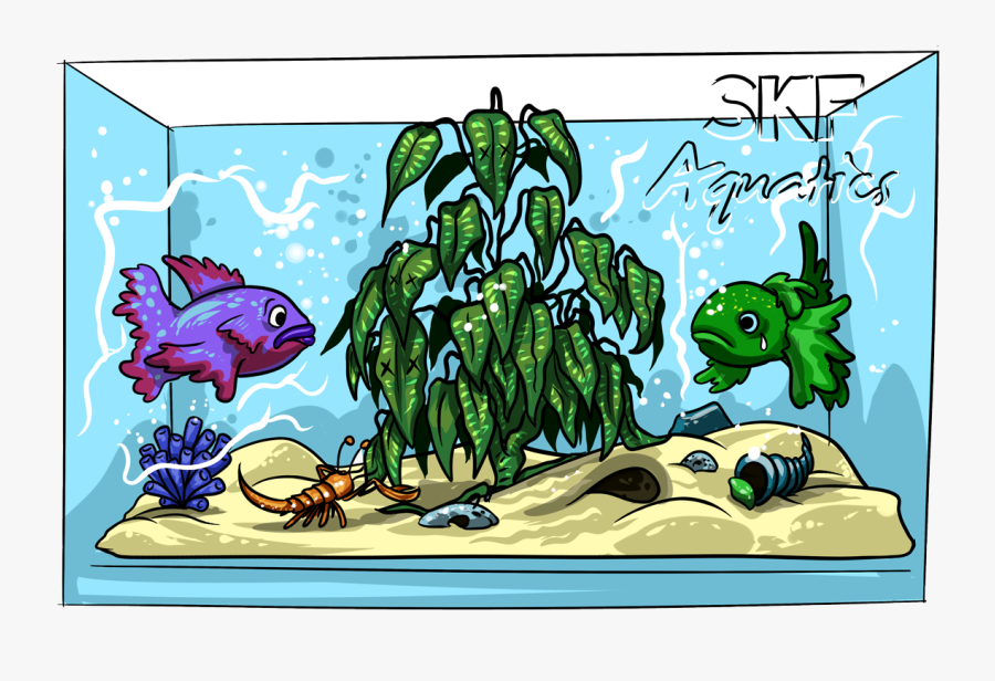 Non-aquatic Plants To Avoid - Illustration, Transparent Clipart