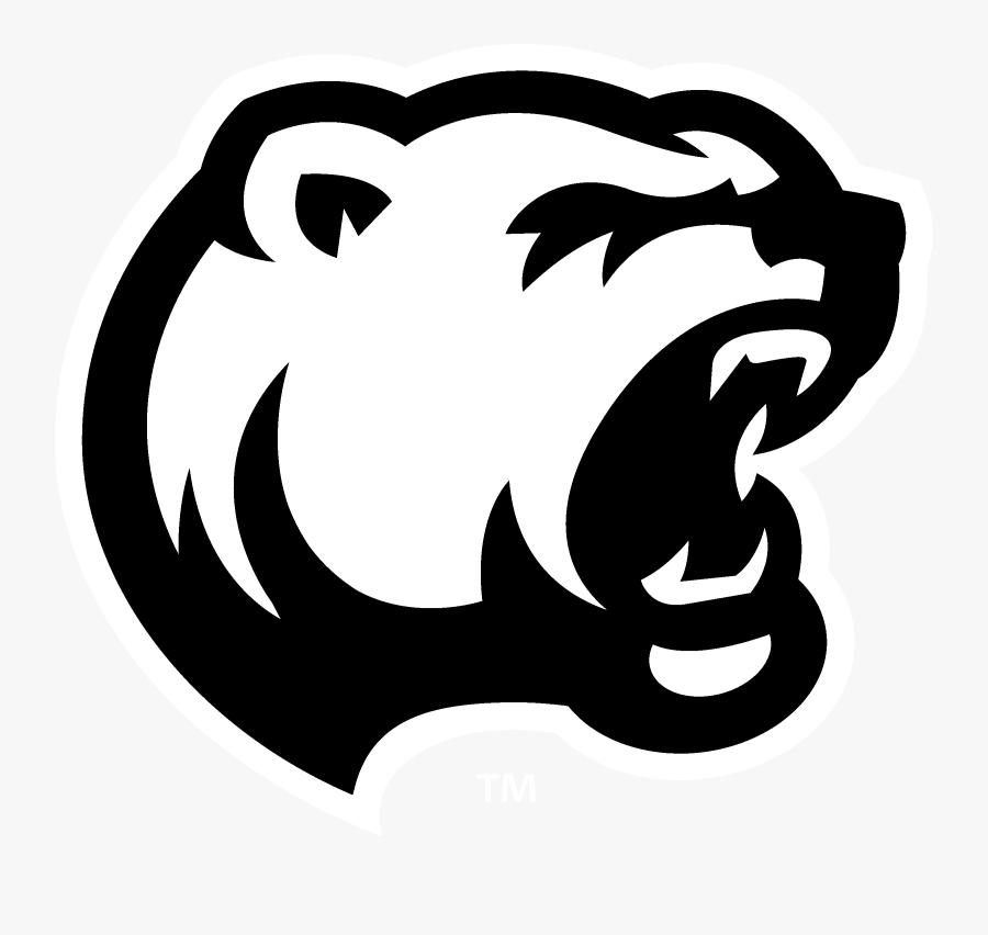 Transparent Hershey Kiss Clipart Free - Hershey Bears Logo, Transparent Clipart