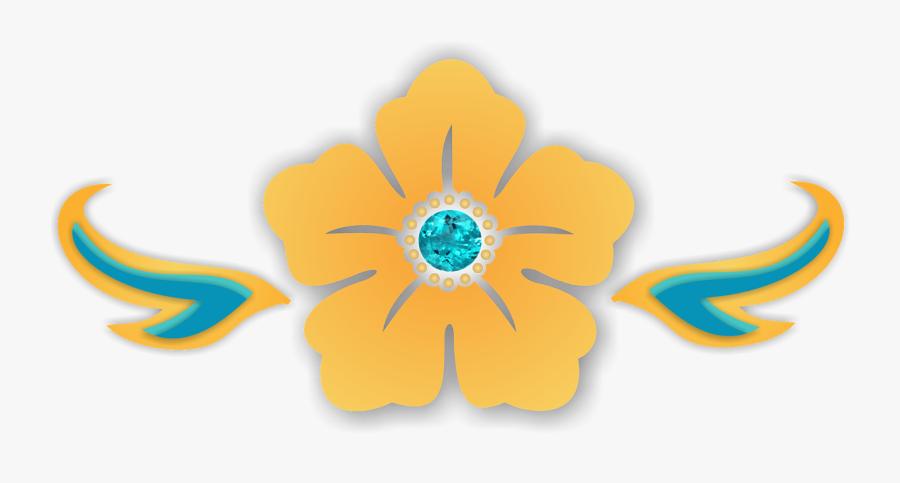 Elena Of Avalor Flower Clipart - Elena Of Avalor Flower, Transparent Clipart
