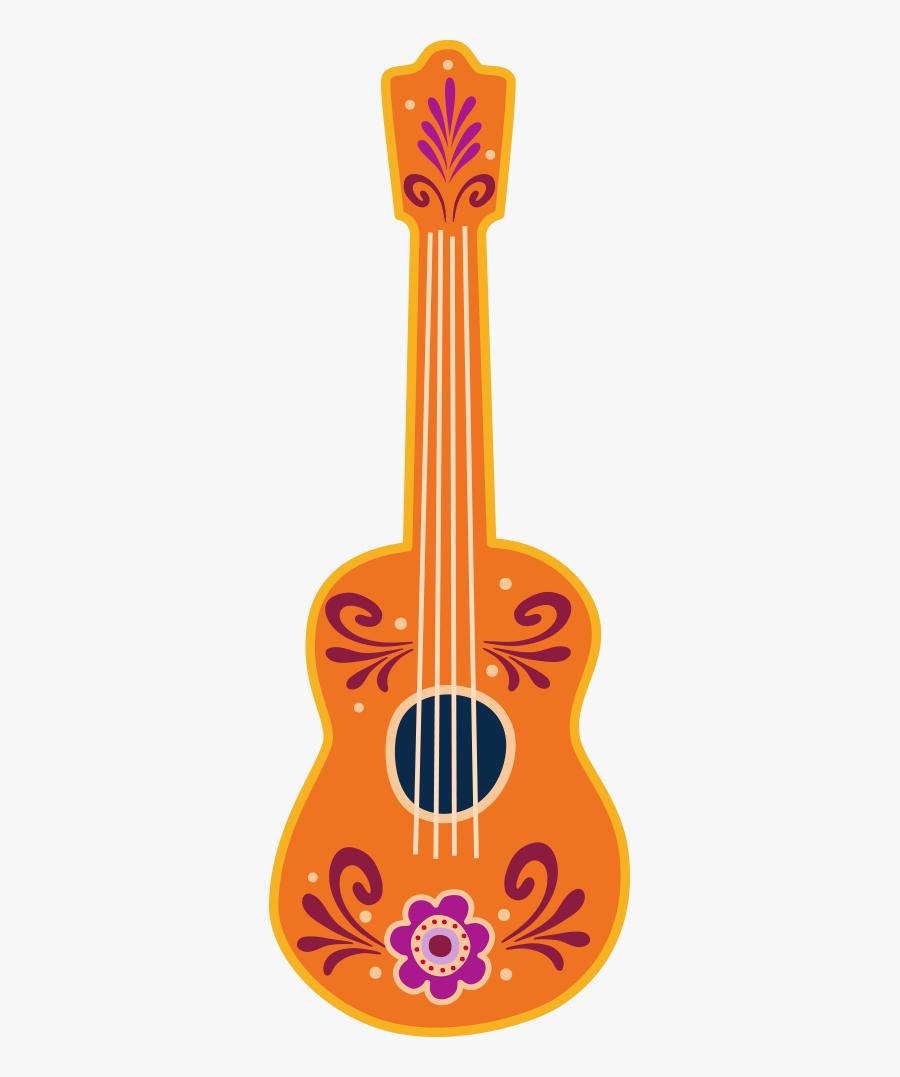Gckul0p - Elena De Avalor Guitar, Transparent Clipart