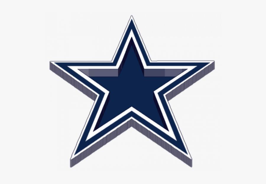 Cowboys Logo Png Images Transparent Png - Dallas Cowboys Star Transparent, Transparent Clipart