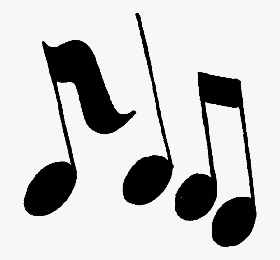 Music Note Clipart Gif - Music Notes Gif Png, Transparent Clipart