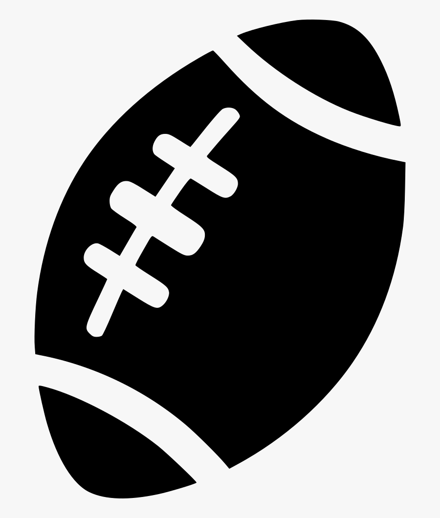 Orleans Football England Nfl Saints American Patriots - American Football Grey Png, Transparent Clipart