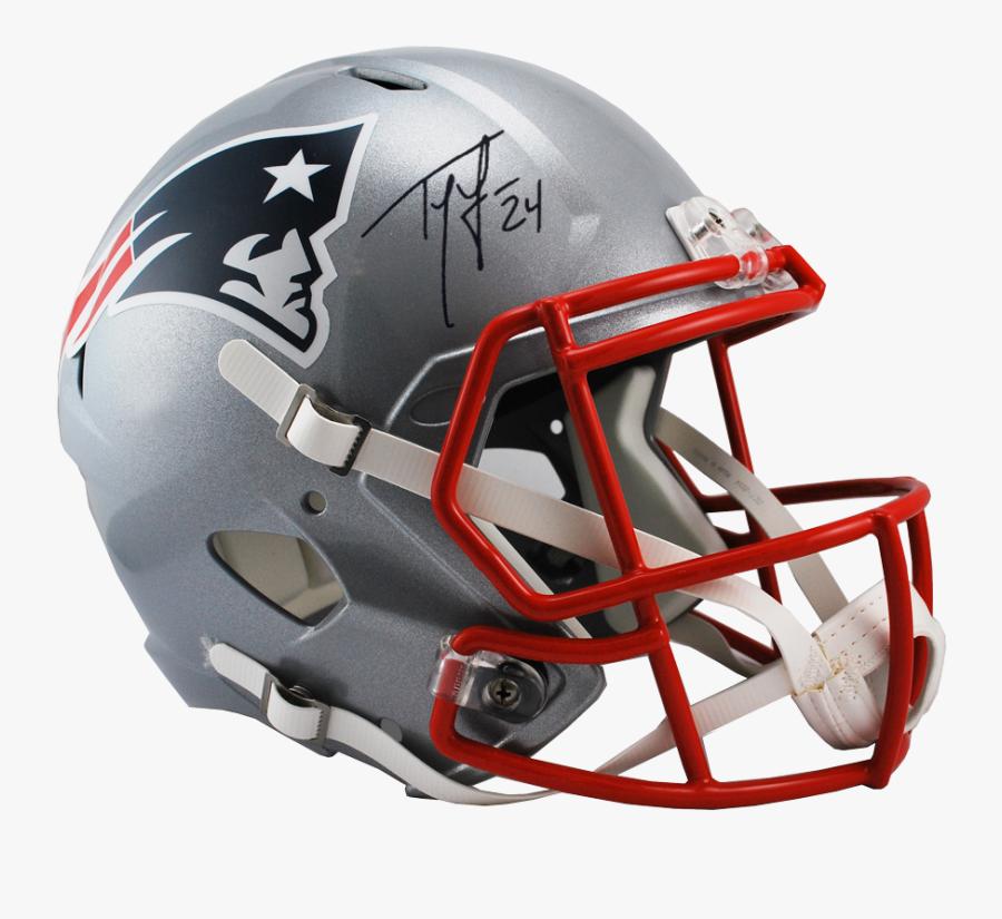 Patriots Helmet Png - New England Patriots Helmet, Transparent Clipart