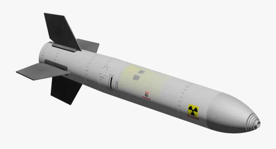 62899 - Missile Bomb, Transparent Clipart