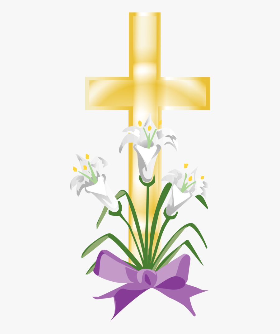 Feb 21 St Weekly Bulletin - Easter Lilies Clip Art, Transparent Clipart