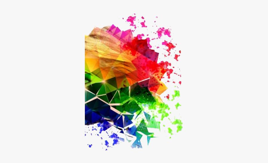 Holi Pichkari Png Transparent Images - Graphic Design Color Png, Transparent Clipart