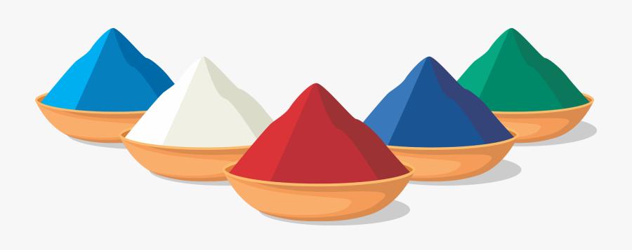 Holi Colour Splash Png - Holi Png, Transparent Clipart