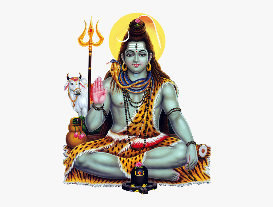 Lord Shiva Png, Transparent Clipart
