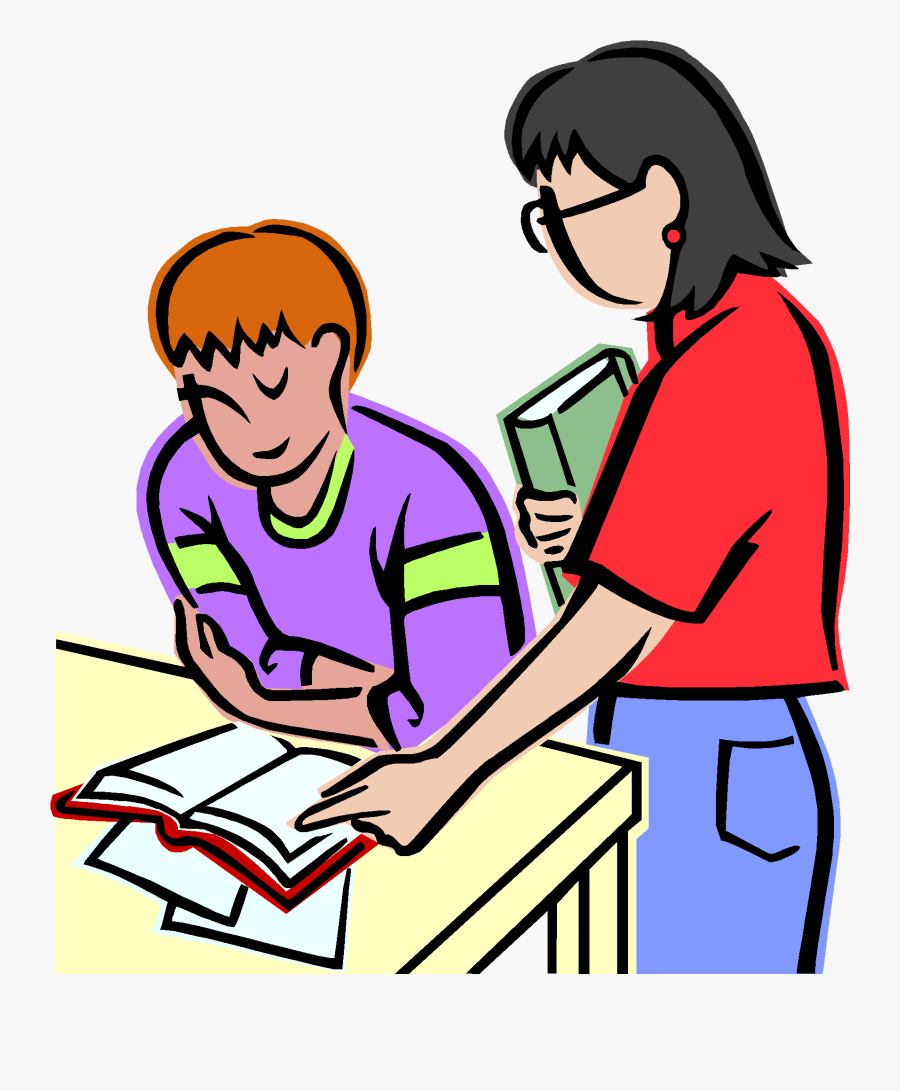 North Arlington Library Welcome - Clipart Students Working Together, Transparent Clipart
