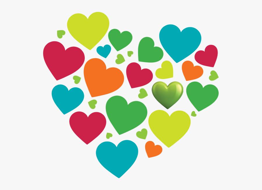 Diversity And Inclusion - Diversity And Inclusion Heart, Transparent Clipart