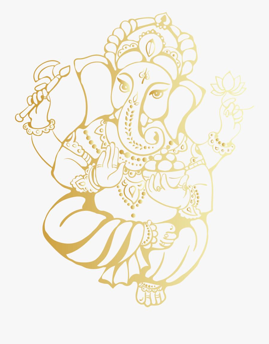 Marriage Clipart Ganesh, Transparent Clipart