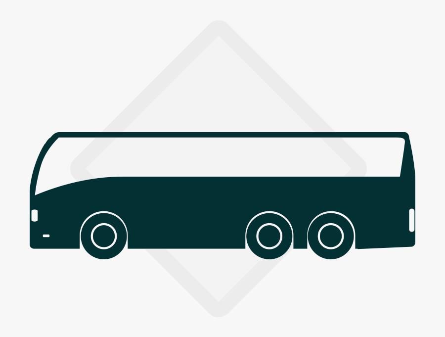 Coach Transmission Parts Driveshaft - Tour Bus Service, Transparent Clipart