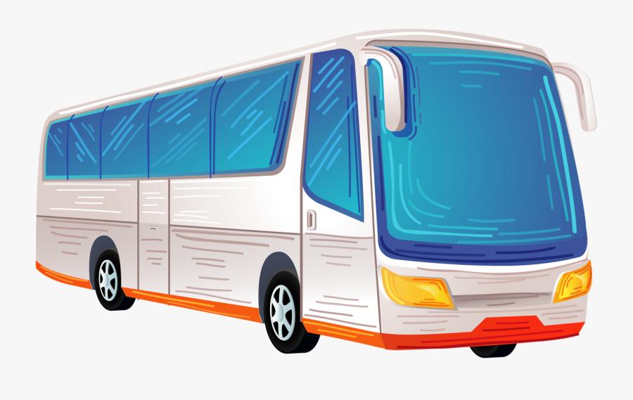 Imagenes De Autobus Animado, Transparent Clipart