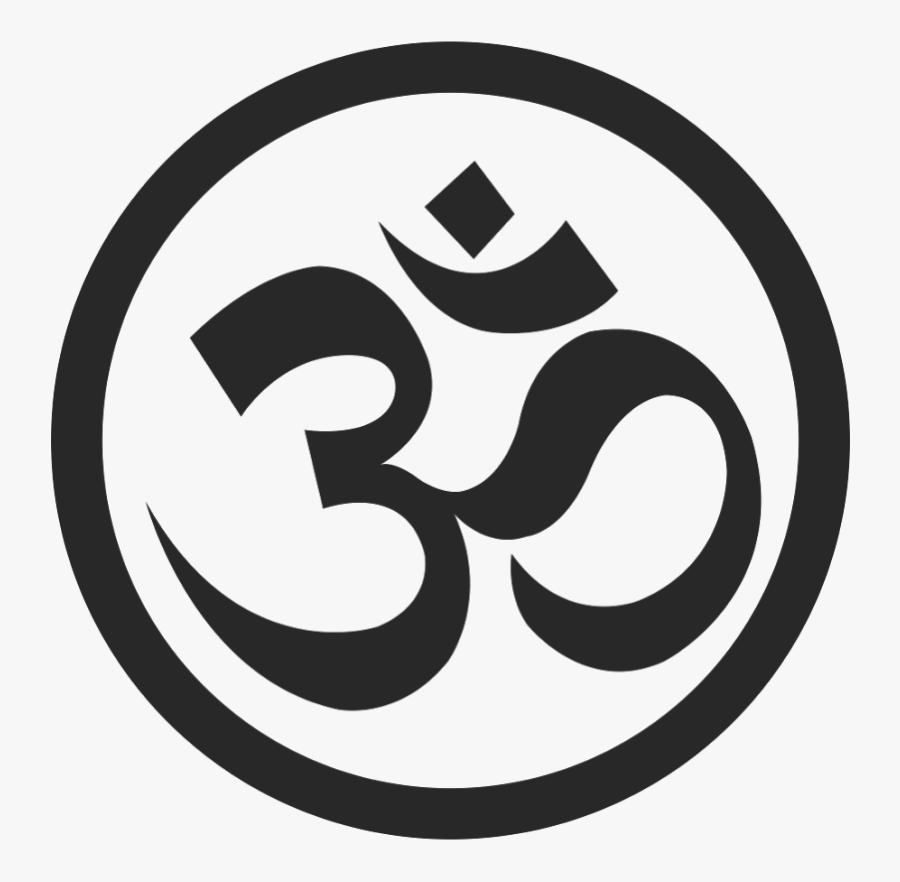 Om Logo Clip Art - Om Symbol, Transparent Clipart