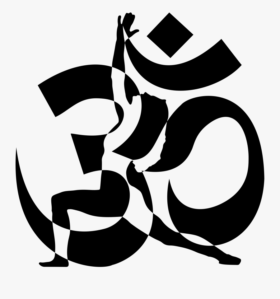 Om Icons Png Free And Downloads Om Yoga - Om Yoga, Transparent Clipart