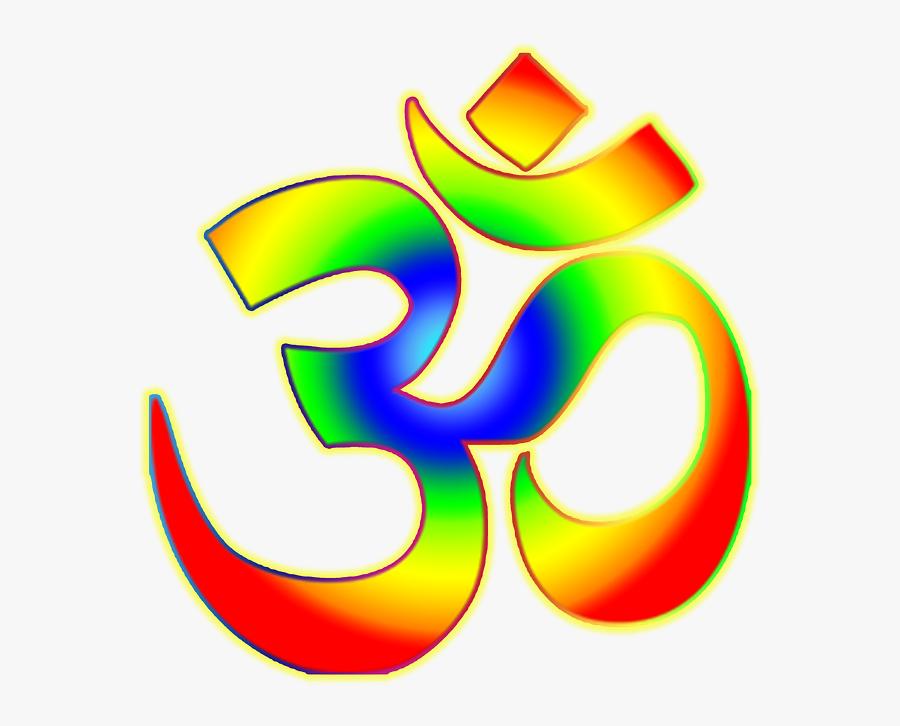Symbol,clip Art,graphics,logo - Om Logo Png, Transparent Clipart