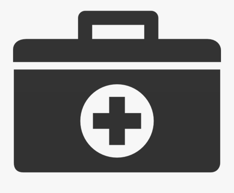First Aid Kit Icon, Transparent Clipart