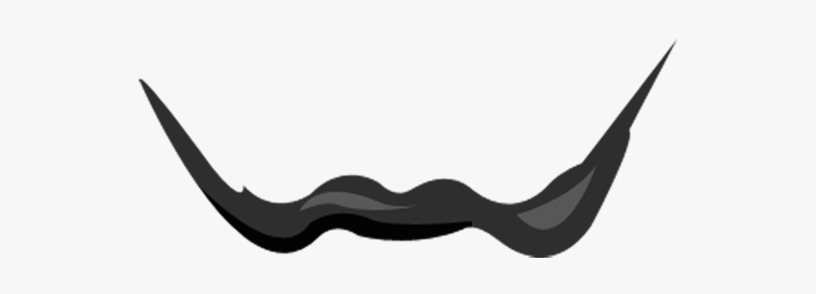 Classic Hipsters Mustache Sticker Pack Messages Sticker-11 - Alt Mtb Handlebars 25.4 Mm, Transparent Clipart
