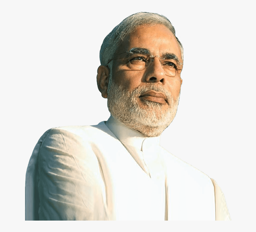 Narendra Modi White Sideview - Leaders Of Political Parties In India, Transparent Clipart