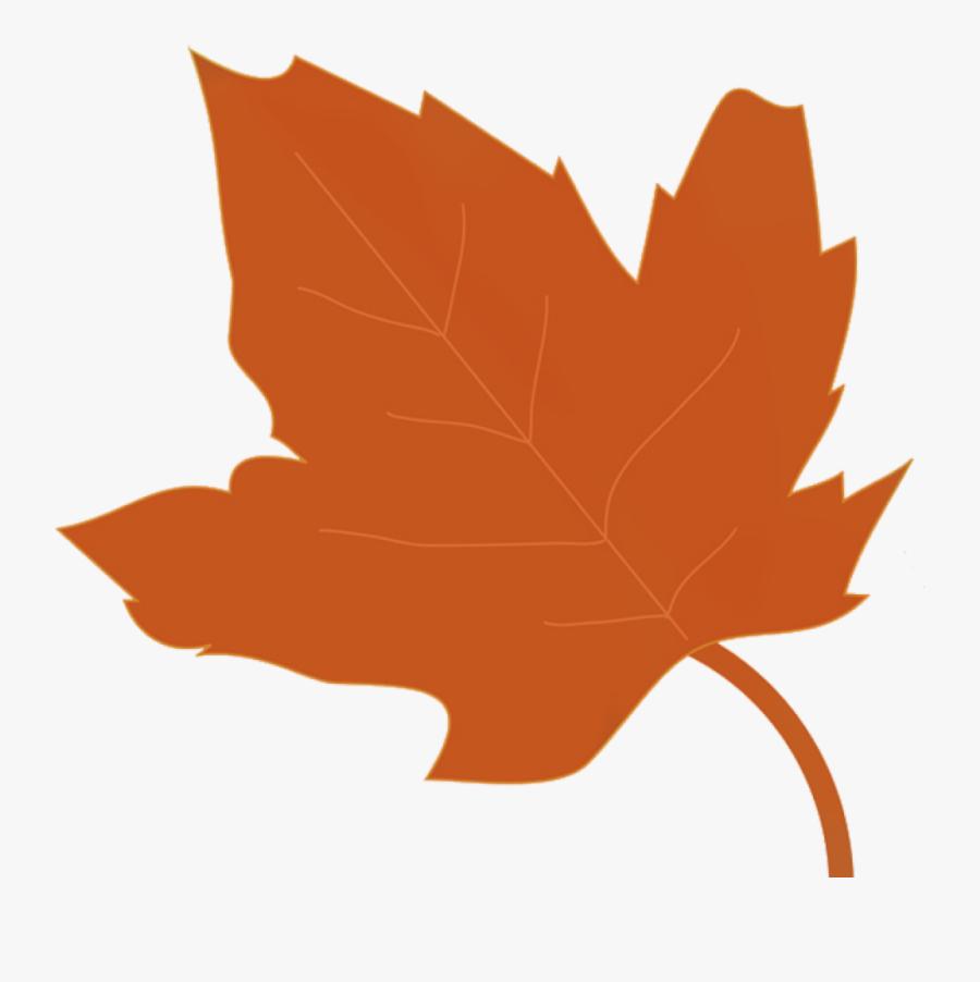 Clip Art Autumn Clipart Beautiful X - Transparent Background Fall Leaf Clipart, Transparent Clipart