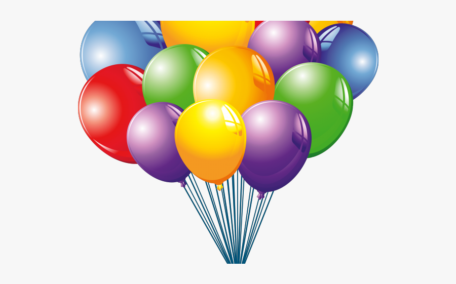 Clipart Picture Of Balloons, Transparent Clipart